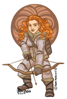 Kissed By Fire by naomi-makes-art73