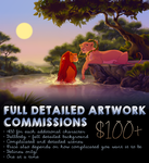 PayPal Full Detailed Artwork Commissions OPEN by EmilyJayOwens