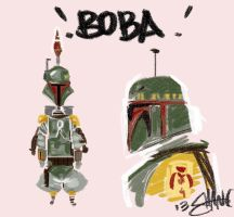 Boba by ShaneCorn