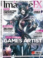 ImagineFX issue 75 by ClaireHowlett