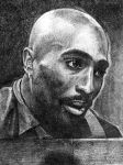 2 Pac Portrait by grudge03