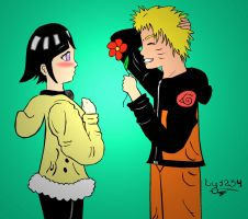 For You - NaruHina by LadyYuna1234
