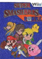 Contest - Super Smash Bros. Rumble by MadHatter-Himself