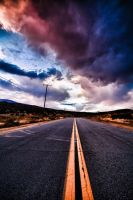 Country Road by VibrantImagery