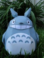 Totoro Papercraft 6 by volleyballplayer13