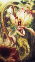 Lotus Wizard by xes1983