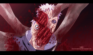 Naruto 640 - Obito's inner battle by the103orjagrat