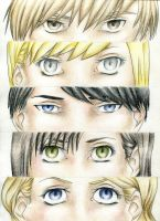 Eyes by c-antaloupe