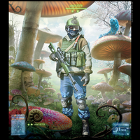 BF3 in Wonderland by cris1879
