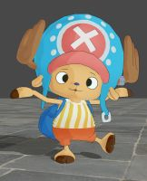 Chopper - Funny pose by TheForgottenSaint47