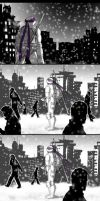 My reality [TMNT] by LeonS-7
