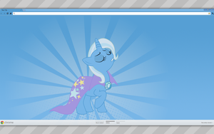 Trixie theme by Robin-Huzell