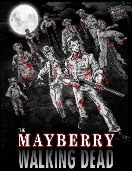 Mayberry Walking Dead by vicartist