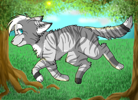 Feathertail -Draw this again. by BeyondTheOcean