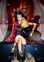 Queen of Hell by ADstudi0