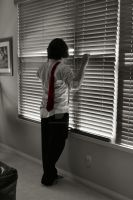 Red Tie chronicles 2 by sapphire-night