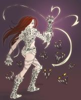 Witchblade: Entering Darkness by SimplyErika