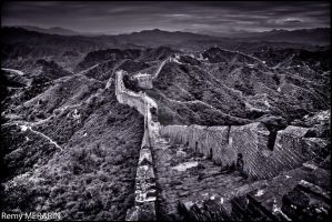 Into the Great Wall by Rems84