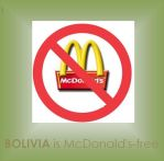 BOLIVIA without McDonald's =) by NaturesMate
