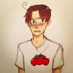 Romano feat. Freckles by AccioAlchemy