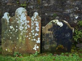Gravestone Stock by Lucy-Stock