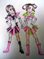 Gemni Sailors by KittyNamedAlly
