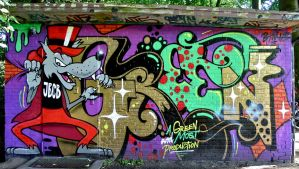 Graffiti 1352 by cmdpirxII