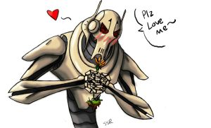 Grievous Love by gloryblaz