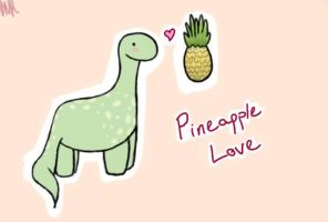 Pineapple Love by DetectiveLayton92
