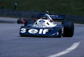 Ronnie Peterson (Brazil 1977) by F1-history