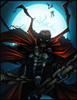 Spawn San Diego Comic Con Souviner Book 2012 submi by FireClerk12