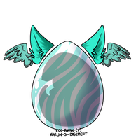 CLOSED - Egg Adopt - 5 points by Gingerpatch-59