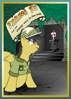BOOK 3: Daring Do and the and A.M IceCream Sundae by PitPone