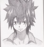 Gray Fullbuster by thegodrealm