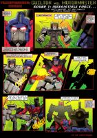 Irresistible Force by Transformers-Mosaic