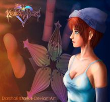 Kairi/After the end - KH FanArt by DarshaBezarius
