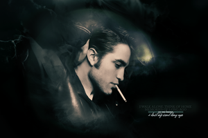 Robert Pattinson - Lost Soul by ParalyzingLove