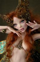 ART NOUVEAU DRAGONFLY FAERIE 1 by wingdthing
