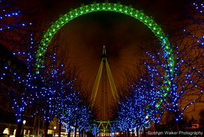 St. Patrick's Eye by Siobhan-W