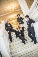 KHR - Vongola Family [Formal] by LiLApple