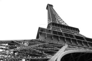 Eiffel Tower by iconsPhotography