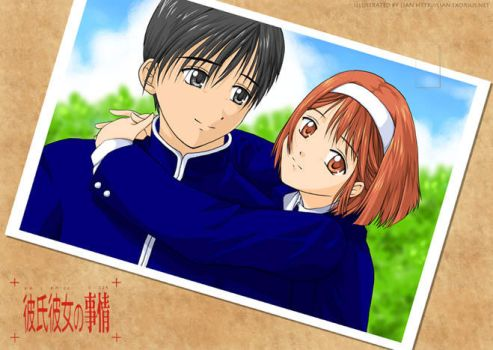 Kare Kano by linlilian