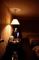 Canada - Logger's Motel Room by puppeteerHH