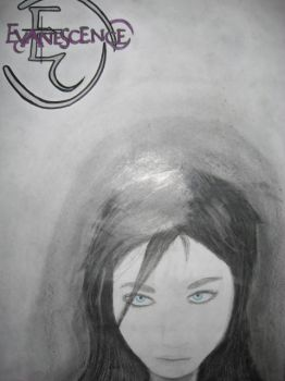 Amy Lee - Evanescence by CHRlSTOPHER