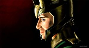 I am Loki of Asgard by bread-vision