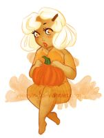 Pumpkin Spice Latte by YaneYing