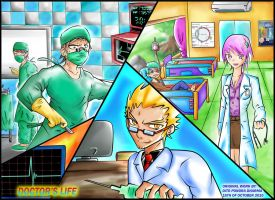 Doctor's Life by ditozero21