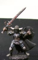 DnD Minis 15- Anti-Paladin by mandy-the-mental