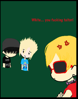 White you are such a traitor!! by Undeadhatred
