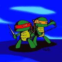 Turtle Power v2 by shadow25